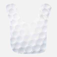 Golf Ball Texture Bib