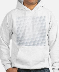 Golf Ball Texture Jumper Hoody