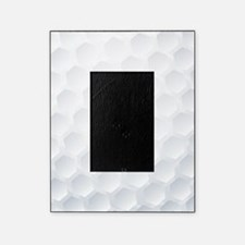 Golf Ball Texture Picture Frame