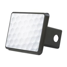 Golf Ball Texture Hitch Cover