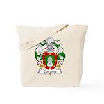Dorante Family Crest Tote Bag