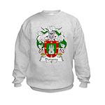 Dorante Family Crest Kids Sweatshirt