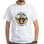 Dorante Family Crest White T-Shirt