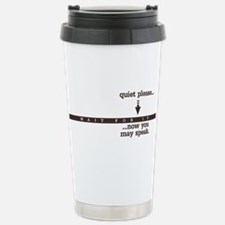 Funny May holidays Travel Mug