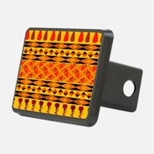 African Traditional Ornament Hitch Cover