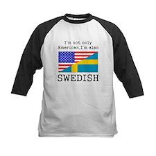 American Also Swedish Baseball Jersey