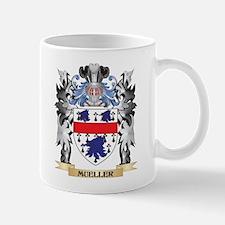 Mueller Coat of Arms - Family Crest Mugs