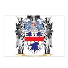 Mueller Coat of Arms - Fa Postcards (Package of 8)