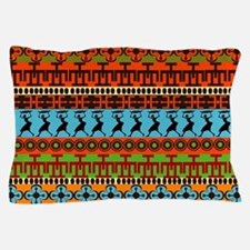 African Traditional Ornament Pillow Case