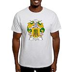 Donoso Family Crest Light T-Shirt