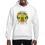 Donoso Family Crest Hooded Sweatshirt