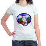 Wolf Jr. Ringer T-shirt