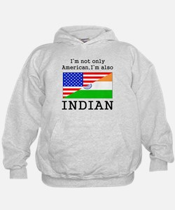 American Also Indian Hoodie