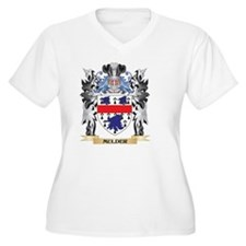 Mulder Coat of Arms - Family Cre Plus Size T-Shirt
