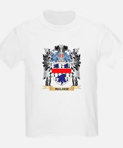 Mulder Coat of Arms - Family Crest T-Shirt