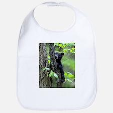 Black Bear Cub Bib