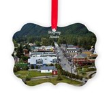 Alaska Picture Frame Ornaments