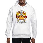 Domenech Family Crest Hooded Sweatshirt