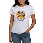 Domenech Family Crest Women's T-Shirt