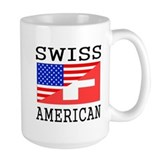Switzerland Large Mugs (15 oz)