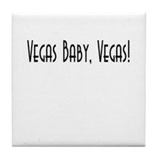 Vegas Baby, Vegas Tile Coaster