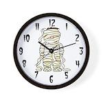 I Want My Mummy Wall Clock