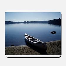 Scenic Canoe Mousepad