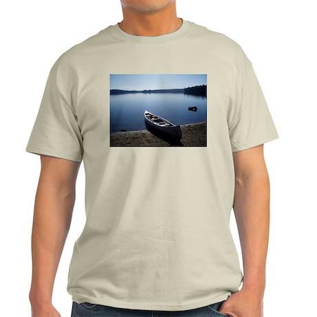 Scenic Canoe Light T-Shirt