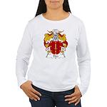 Diez Family Crest Women's Long Sleeve T-Shirt