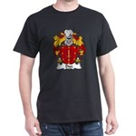 Diez Family Crest Dark T-Shirt