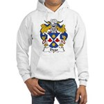 Diego Family Crest Hooded Sweatshirt