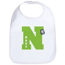 N - Navy Bib