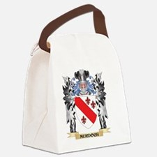Murdoch Coat of Arms - Family Cre Canvas Lunch Bag