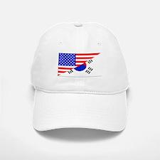 Korean American Flag Baseball Baseball Baseball Cap