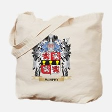 Murphy Coat of Arms - Family Crest Tote Bag