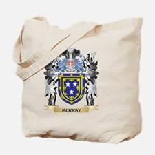 Murray Coat of Arms - Family Crest Tote Bag