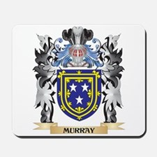 Murray Coat of Arms - Family Crest Mousepad