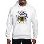 Delgadillo Family Crest Hooded Sweatshirt