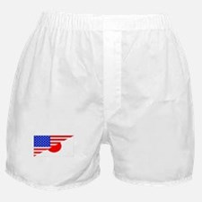 Japanese American Flag Boxer Shorts