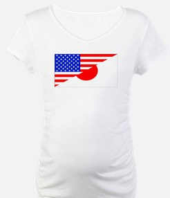 Japanese American Flag Shirt