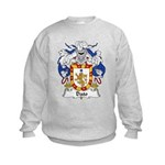 Dato Family Crest Kids Sweatshirt