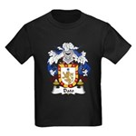 Dato Family Crest Kids Dark T-Shirt