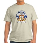 Dato Family Crest Light T-Shirt