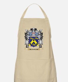 Mussolini Coat of Arms - Family Crest Apron