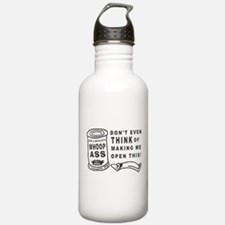WHOOP ASS CAN - DONT E Water Bottle