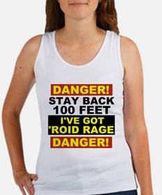 'Roid Rage Women's Tank Top