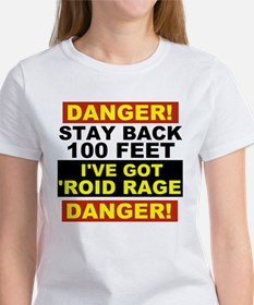 'Roid Rage Women's T-Shirt