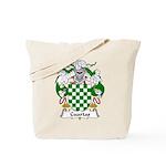 Cuartas Family Crest Tote Bag