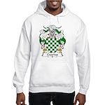 Cuartas Family Crest Hooded Sweatshirt