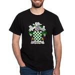 Cuartas Family Crest Dark T-Shirt